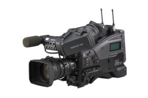 PMW 350 XDCAM EX - New Generation Solid State Recording